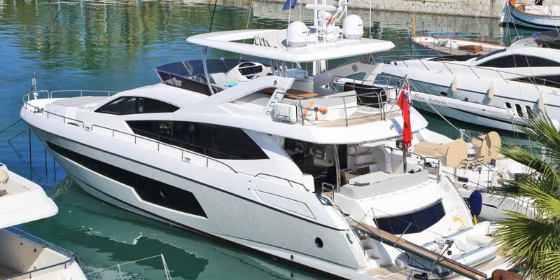 Sunseeker 75 Yacht – Raoul W