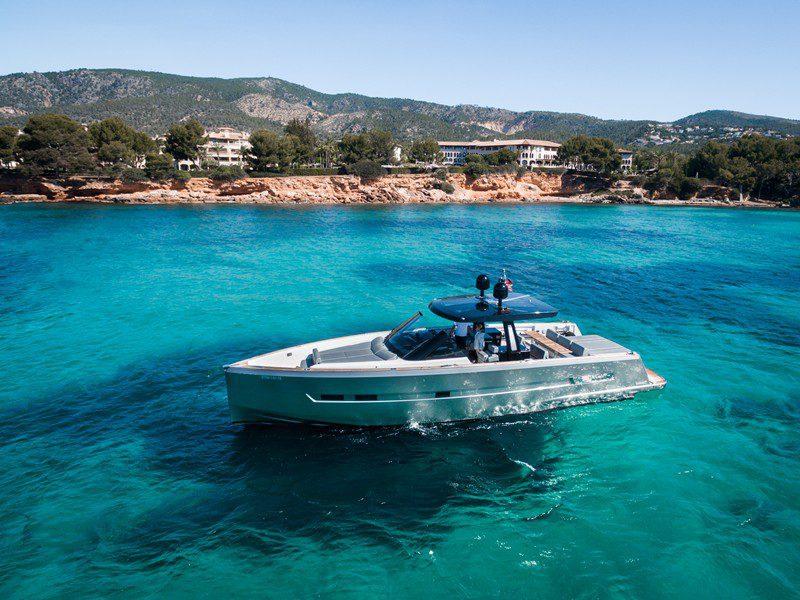 FJORD 48 Alquiler en Mallorca, Puerto Portals